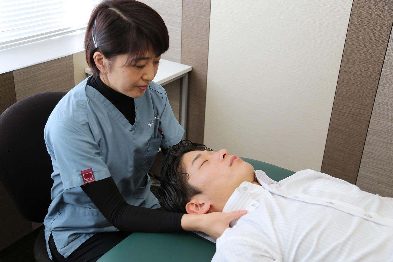 ゆらし療法1